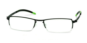 Black Free-Form FFA910 Eyeglasses.