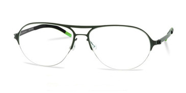 Dark Gunmetal Free-Form FFA911 Eyeglasses