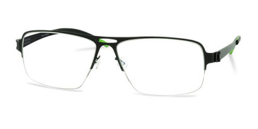 Black Free-Form FFA912 Eyeglasses