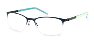 Blue Brush Free-Form FFA916 Eyeglasses