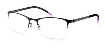 Black Free-Form FFA917 Eyeglasses