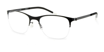 Black Free-Form FFA918 Eyeglasses