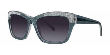 Blue Vera Wang Acantha Sunglasses.