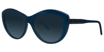 Blue Vera Wang Agnella Sunglasses.
