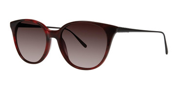 Black Cherry Tort Vera Wang Akira Sunglasses.