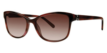 Boysenberry Vera Wang Amalia Sunglasses.
