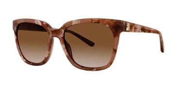 Caramel Vera Wang Elisa Sunglasses.