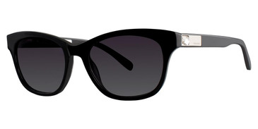 Noir Vera Wang Jalena Sunglasses.