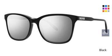 Black Vera Wang Katrina Sunglasses.