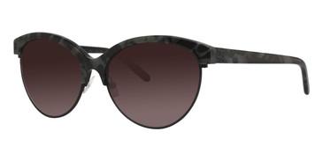 Ocean Tortoise Vera Wang Letti Sunglasses.