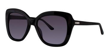 Ebony Vera Wang Lumen Sunglasses.