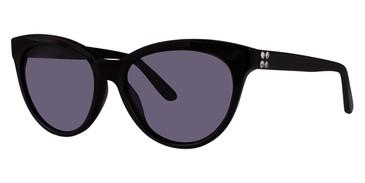Black Vera Wang Mayir Sunglasses.