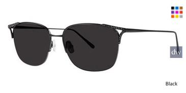 Black Vera Wang Tiana Sunglasses.