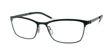 Black Free-Form FFA943 Eyeglasses