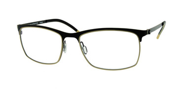 Black Free-Form FFA945 Eyeglasses