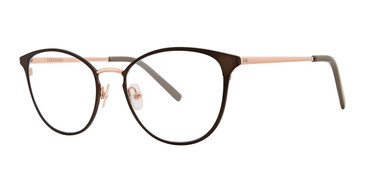 Black Gold Vera Wang 550 Eyeglasses
