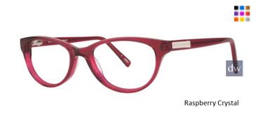 Raspberry Crystal Style By Timex Wanderlust Eyeglasses