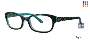 Aqua Style By Timex Meander Eyeglasses