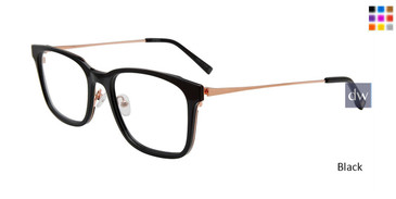 Black Jones New York J773 Eyeglasses.