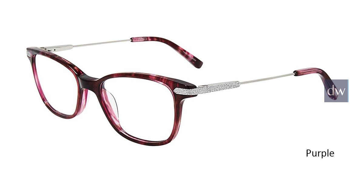Purple Jones New York J242 Eyeglasses - Teenager.
