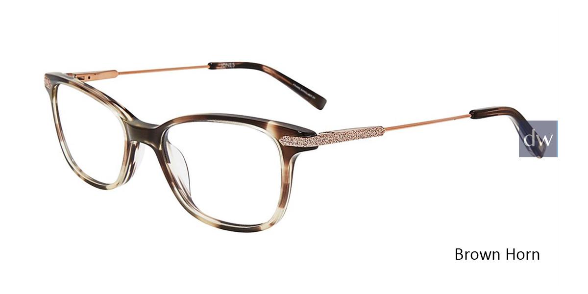 Borwn Horn Jones New York J242 Eyeglasses - Teenager.