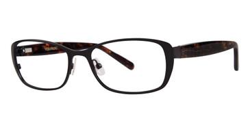 Vera Wang LASYA Eyeglasses 49 Black