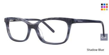 Shadow Blue Vera Wang V396 Eyeglasses.