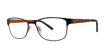 Black Destiny Annika Eyeglasses.