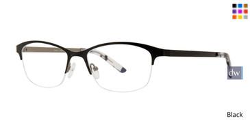 Black Destiny Ardita Eyeglasses