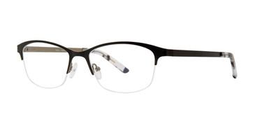 Black Destiny Ardita Eyeglasses.