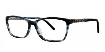 Black Destiny Tiffany Eyeglasses.
