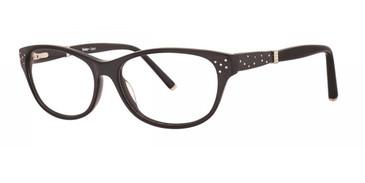 Charcoal Grey Destiny Carol Eyeglasses