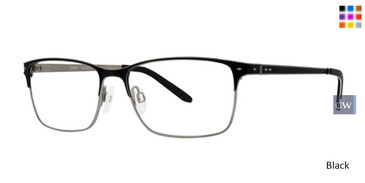 Black Destiny Desiree Eyeglasses