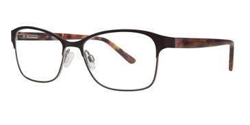 Black Destiny Eliana Eyeglasses