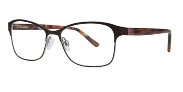 Black Destiny Eliana Eyeglasses.