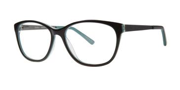 Black Destiny Raelyn Eyeglasses.