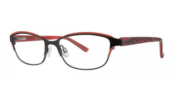Black Destiny Talia Eyeglasses.