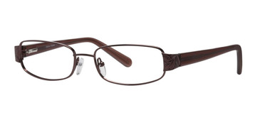 Brown Destiny Rania Eyeglasses