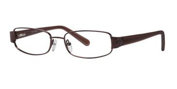 Brown Destiny Rania Eyeglasses.
