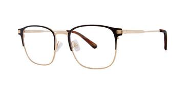 Black Zac Posen Liam Eyeglasses.