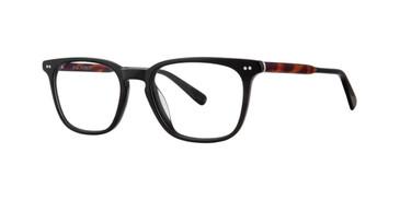 Black Tortoise Zac Posen Sylvester Eyeglasses.