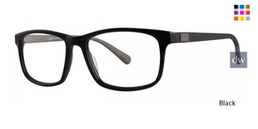 Black Timex Max 8:27 PM Eyeglasses