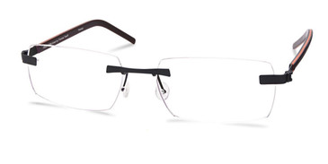 Dark Gunmetal Free-Form FFA968 Eyeglasses