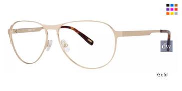 Gold Timex Max L065 Eyeglasses