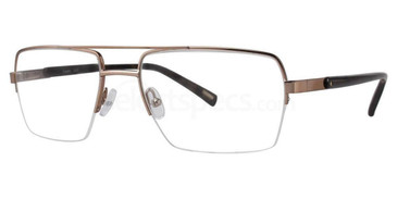 Brown Timex Max L060 Eyeglasses
