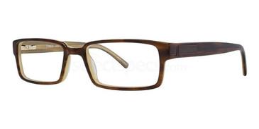 Brown Timex Max L016 Eyeglasses