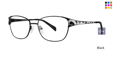 Black Avalon 5075 Eyeglasses.