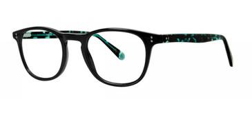 Black Timex Rx 4:19 PM Eyeglasses - Teenager