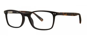 Black Timex Rx Noon Eyeglasses - Teenager