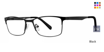 Black Timex Rx 8:11 AM Eyeglasses
